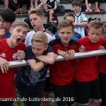 Bundesjugendspiele 2016