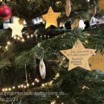 Weihnachtsbaum der Wünsche